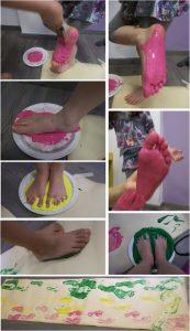 voetafdrukken-maken